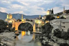 Mostar, srdce Hercegoviny