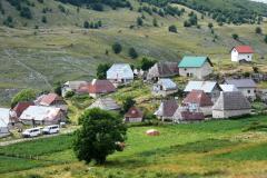 Lukomir, autentická horská vesnička