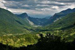 Krajina v okolí Jablanici