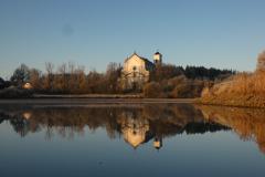 Bývalý klášter Pavlánů u Nové Bystřice
