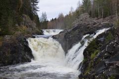 vodopád Kivač