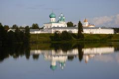 Alexandrosvirský monastýr, významné kulturní a duchovní centrum jižní Karélie