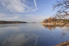 Bezdrev, druhý největší rybník v Čechách