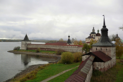 Opevnění kláštera sv. Cyrila Bělozerského