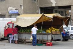 Z tržnice ve Velesu