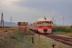 Vlakové spojení mezi Velesem a Štipem