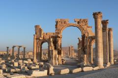 Úchvatná Palmýra