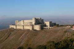 Krak de Chavalier, klenot středověkého stavitelství