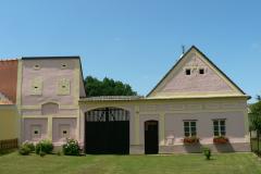 Lidová architektura v Ponědrážce