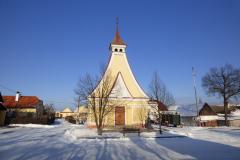 Prvorepubliková kaple v Domaníně