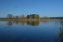 Třeboňsko na podzim